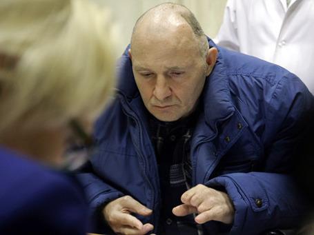 Михаил Бекетов до сих пор не оправился от нападения. Фото: РИА Новости