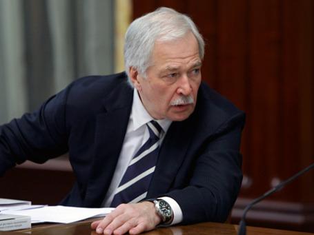 Борис Грызлов обещает разобраться с однопартийцем. Фото: РИА Новости