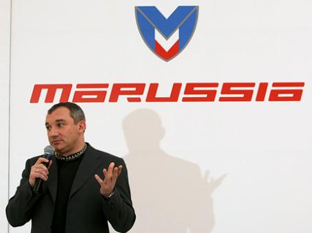 Президент ММ Николай Фоменко. Фото: РИА Новости