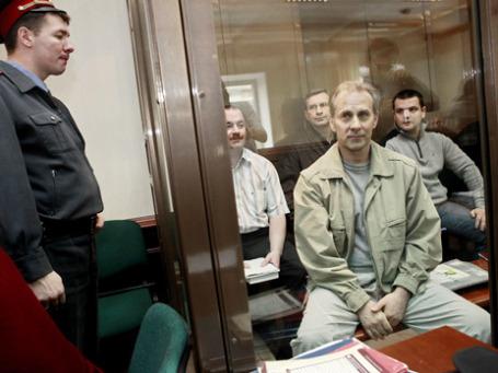 Прокурор считает доказанной вину Бориса Левина и 8 его подельников, защита не согласна. Фото: РИА Новости