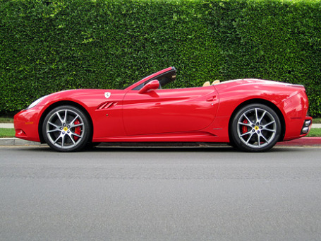 Ferrari California. Фото: BeverlyHillsPorsche/flickr.com