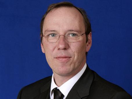 Вице-президент Adobe, руководитель департамента продаж региона EMEA Стефан Ван Хёрк. Фото из личного архива