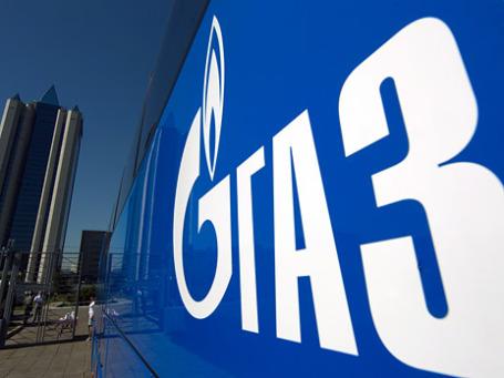 В настоящее время «Газпром» через дочернюю компанию GM&T удовлетворяет около 25% спроса на европейском рынке газа. Фото: РИА Новости
