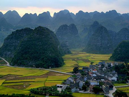 Китай не является главным истребителем ресурсов. Пока. Фото: shenxy/flickr.com