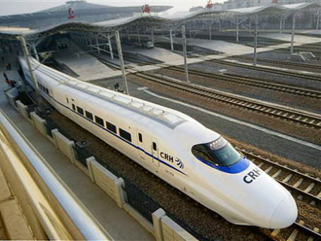 Если когда-то китайские железнодорожные компании были лишь младшими партнерами международных гигантов, то сегодня они их соперники на глобальном рынке. Фото: AP