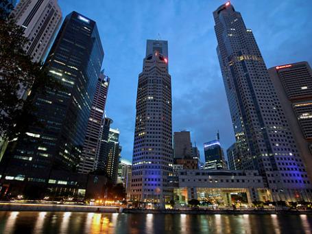 В высоких показателях экономики Сингапура некоторые экономисты видят чрезмерную волатильность. Фото: РИА Новости