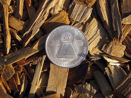 Продажи серебряных монет растут рекордными темпами. Фото: sirqitous/flickr.com