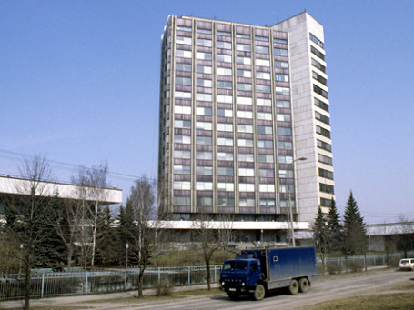 Во время ремонта здания Гохрана в карман подрядчиков ушло более 9 млн бюджетных рублей . Фото: РИА Новости