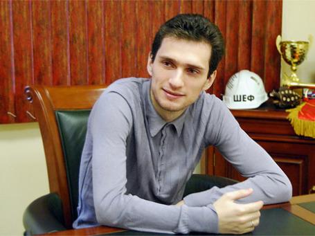 Антон Аграновский, один из основателей и гендиректор компании Destiny Development. Фото из личного архива