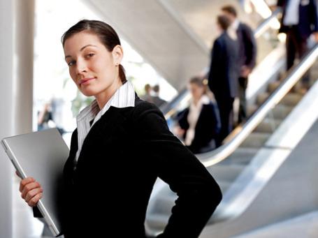 Активность и успешность русских женщин направлена не на создание феминистических движений, как это практикуется на Западе, а на развитие бизнеса. Фото: PHotoXpress