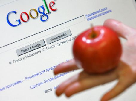 Компании Google отметила пятилетие присутствия на российском рынке. Фото: Григорий Собченко/BFM.ru