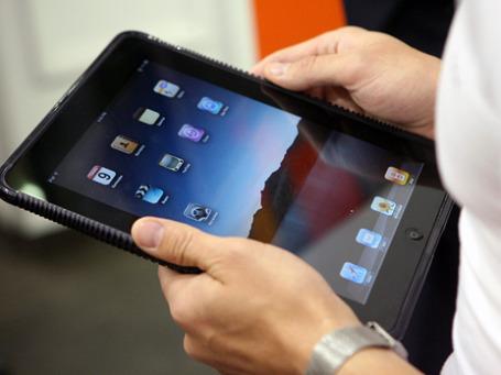 Поклонники Apple уже ждут выпуска iPad второго поколения. Фото: Григорий Собченко/BFM.ru