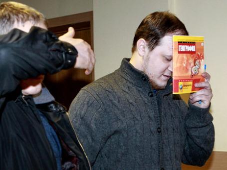 Вячеслав Трофимов отказался давать показания, заявив, что стал жертвой оговора. Фото: РИА Новости