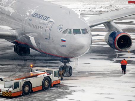 Владелец НРБ захотел стать миноритарием «Аэрофлота». Фото: Антон Белицкий/BFM.ru