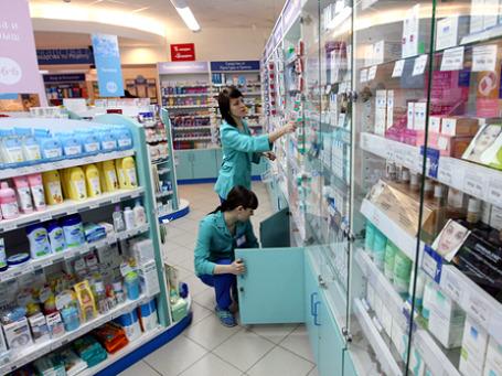 Аптеки просят сохранить для них особый налоговый режим. Фото: РИА Новости