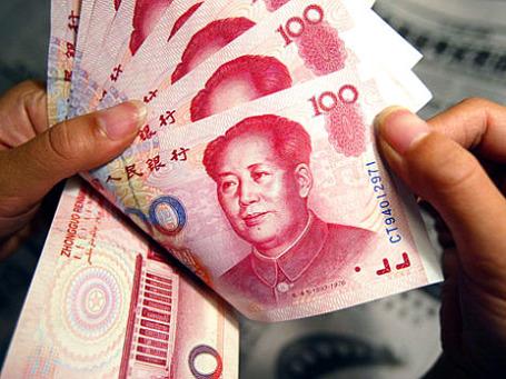 ВТБ планирует выпустить облигации в юанях, что откроет ему дорогу в Азию. Фото: АР