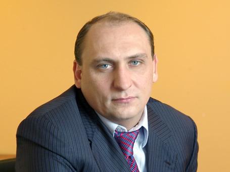 Президент «Российских коммунальных систем» Игорь Дибцев. Фото предоставлено пресс-службой компании РКС
