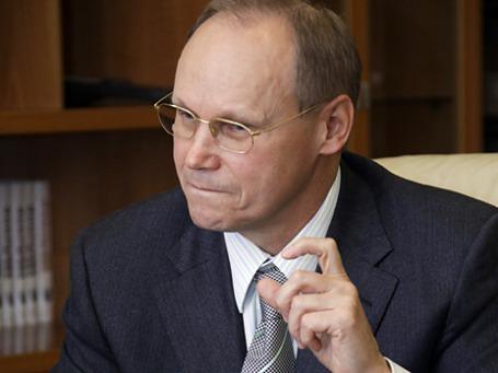 Глава АСВ Александр Турбанов обнаружил мошеннические схемы в банках Урина. Фото: РИА Новости