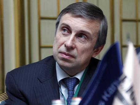 Глава ФСФР Владимир Миловидов готов подчиниться любому решению президента. Фото: РИА Новости