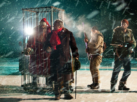 Кадр из фильма «Санта на продажу»