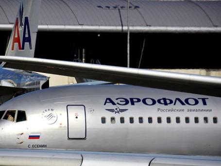 Авиаперевозчик «Таймыр» может купить дочернюю компанию «Аэрофлота», Фото: РИА Новости