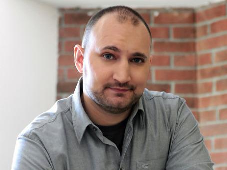Директор Центра вирусных исследований и аналитики российского представительства Eset Александр Матросов. Фото: esetnod32.ru