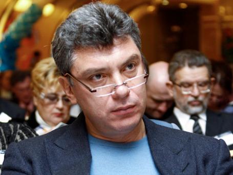 Доклады Бориса Немцова не раз становились поводом для разбирательств в суде. Фото: РИА Новости