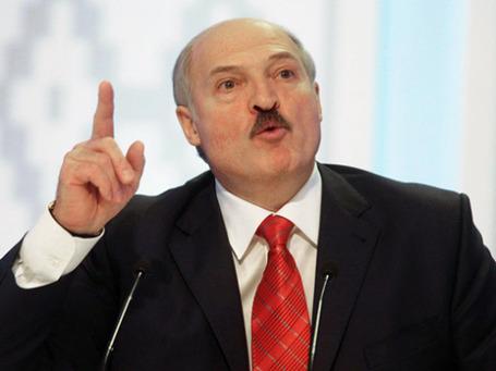 Александр Лукашенко назвал выборы в Белоруссии «Шоу за стеклом». На Западе воскресные события в Минске вызвали другие ассоциации. Фото: РИА Новости