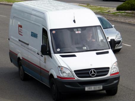 Mercedes Sprinter составит конкуренцию нижегородским «Газелям». Фото: didbygraham/flickr.com