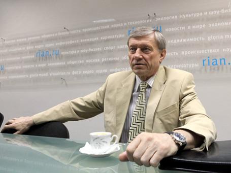 Генеральный секретарь Организации Договора о коллективной безопасности Николай Бордюжа. Фото: РИА Новости