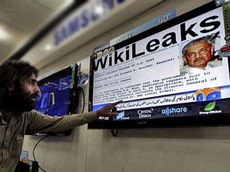 Утечки WikiLeaks показали новые немыслимые ранее возможности Интернета, которые, впрочем, из-за трудностей перевода не вполне распространяются на Россию. Фото: AP