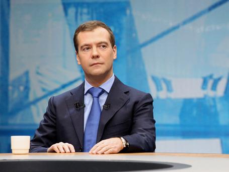 Дмитрий Медведев берет курс на прямую демократию. Фото: РИА Новости