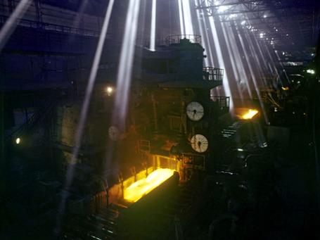 У бумаг «Магнитки» большой потенциал, что может привлечь инвесторов. Фото: РИА Новости