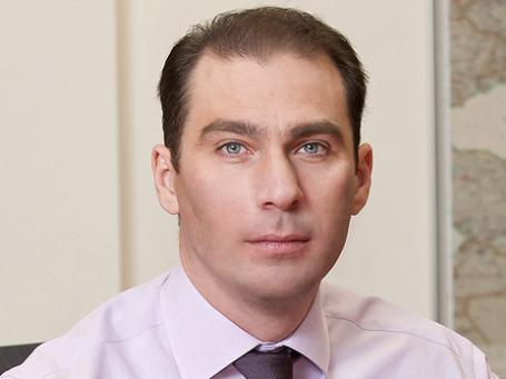 Генеральный директор SAP СНГ Владислав Мартынов. Фото предеставлено компанией SAP СНГ