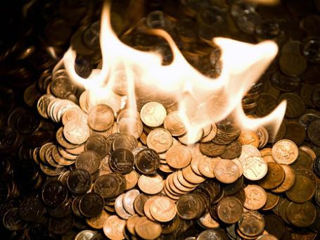 В текущем году цены росли такими темпами, что инфляция оказалась на уровне прошлого, кризисного, года. Фото: РИА Новости