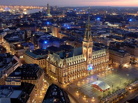 Гамбург победил более 30 городов-соперников в борьбе за звание европейской экологической столицы. Фото: baden03/flickr.com