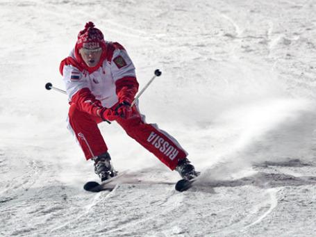 «Русское присутствие» на альпийских зимних курортах на новогодние каникулы заметно возросло. Фото: РИА Новости