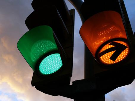 Московским водителям придется подождать, пока придумают интеллектуальную транспортную систему.  Фото: Stephan Geyer/flickr.com