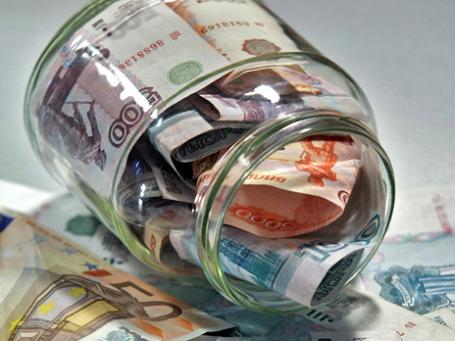 Итоги прошлого года показали, что вклады в банках растут. Фото: РИА Новости