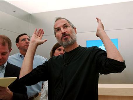 Личность Стива Джобса — главная маркетинговая составляющая Apple. Фото: АР