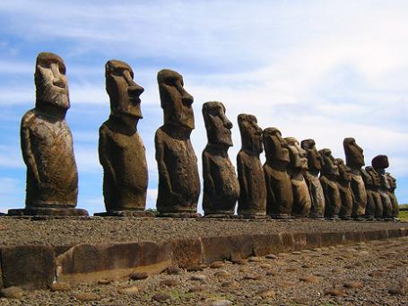 Минимальная стоимость тура на 12 дней в Чили с посещением острова Пасхи составляет 4 тысячи долларов. Фото: vtveen/flickr.com