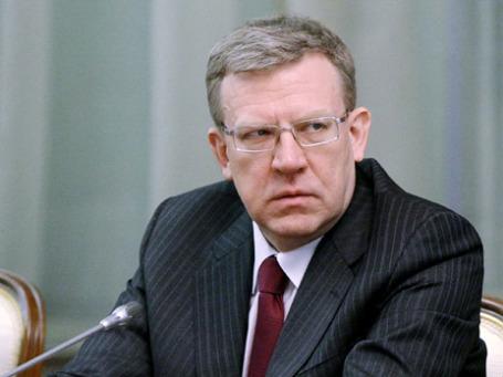 Министр Финансов Алексей Кудрин считает, что бумаги, выпускаемые фондом, вполне могут быть интересны для рынка, поскольку, вероятно, будут иметь хороший рейтинг. Фото: РИА Новости