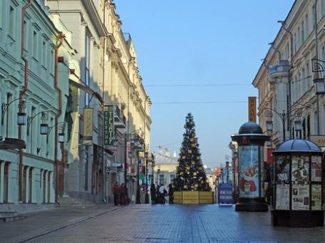 Москвичи голосуют за сохранение исторического облика столицы. Фото: ИТАР-ТАСС