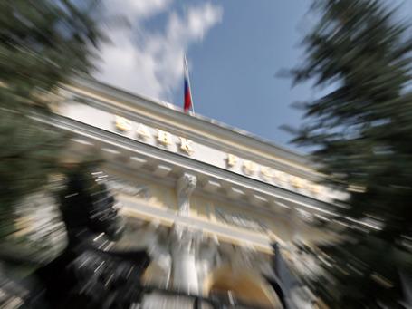 В начале лета будут названы сроки и условия выхода ЦБ из капитала ММВБ. Фото: Григорий Собченко/BFM.ru