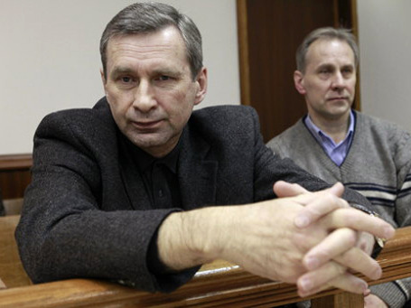 17 ноября присяжные единогласно оправдали бывшего топ-менеджера компании «Евросеть» Бориса Левина. Фото: РИА Новости