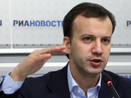 Помощник президента РФ Аркадий Дворкович. Фото: РИА Новости