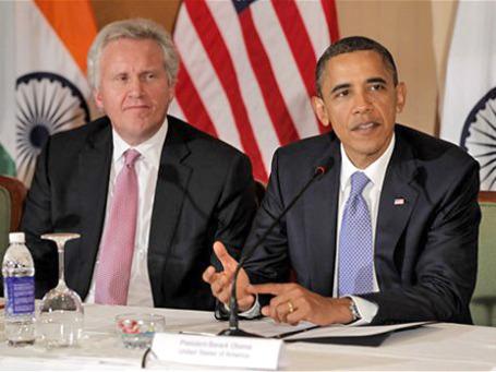 Джеффри Иммелт возлавит экономический совет президента США. Идущему на новые выборы Обаме нужна здоровая экономика. Фото: AP