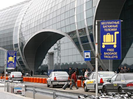 Теракт произошёл в зоне международного прилёта. Фото: РИА Новости