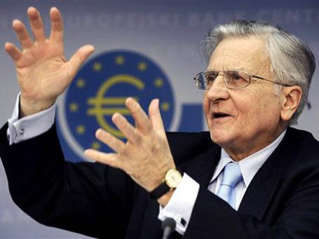 По словам Трише, чтобы поддержать инвестиционное и потребительское доверие, страны еврозоны должны принять более жесткие правила бюджетной дисциплины. Фото: AP