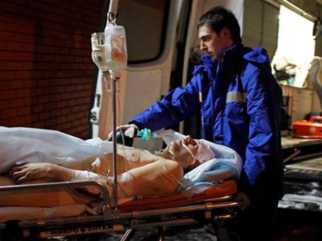 По числу жертв теракт в «Домодедово» стал самым кровопролитным нападением на аэропорт в мире. Фото: AP